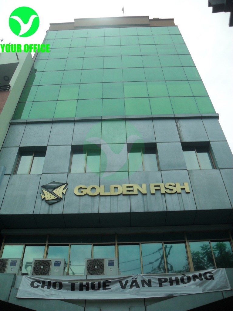 GOLDEN FISH BUILDING